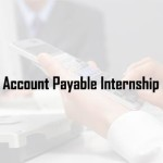 Account Payable Internship